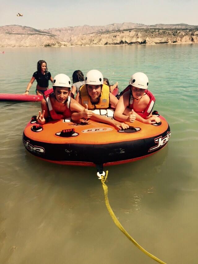 Kayak-Paddle Surf